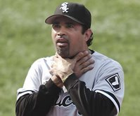 Manager Ozzie Guillen