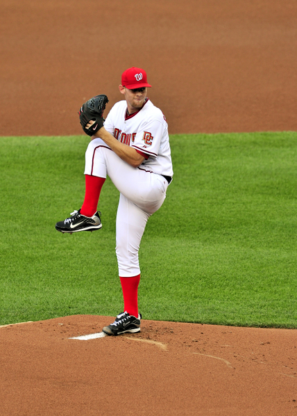 STEPHEN STRASBURG Photo by Icon SMI