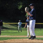 Gehrig Schilling Pitches  Top of 99th Inning