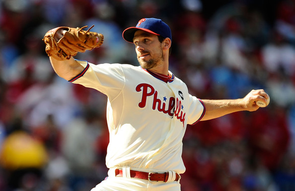 cliff lee phillies catch. Cliff Lee photo taken from