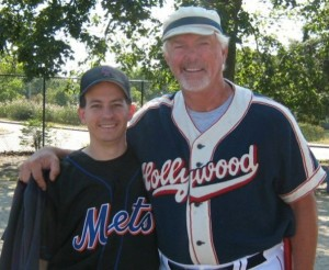 "Bill ""the Spaceman"" Lee & me (10/2011)"