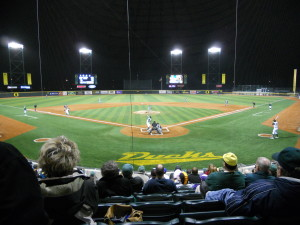 Oregon_Ducks_baseball_game