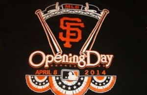 SF-Opening Day2014
