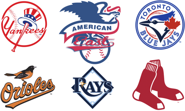 A Look at the American League East - Baseball Reflections - Baseball  Reflections
