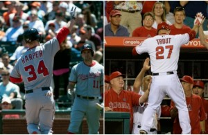 Mike-Trout-Angels-Bryce-Harper-Nationals-25-and-under-2013