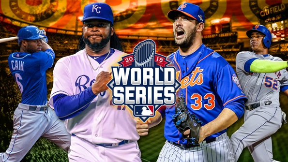 2015 World Series Royals-Mets