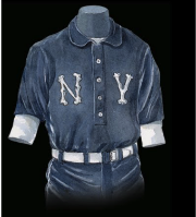 official photos c9992 4bb0f The Evolution of the New York Yankees Uniform - Baseball ...